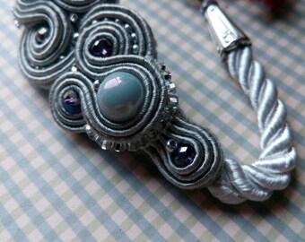 Soutache bracelet (Сутажны браслет. Сутаж)
