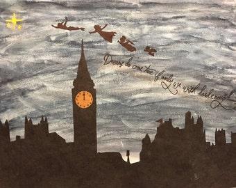 Dreams - Peter Pan
