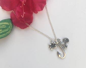 Moana Inspired Charm Necklace