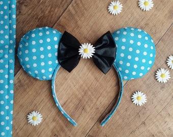 Vintage Minnie Mouse Disney Ears