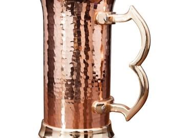 the BARBARIAN Copper Stein Mug