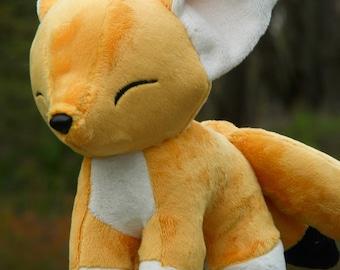 Made to Order Keaton Fox Plush - Custom Fox Plush - Choose your Colors!