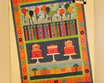 A Day to Celebrate quilt pattern by Diana McClun and Laura Nownes
