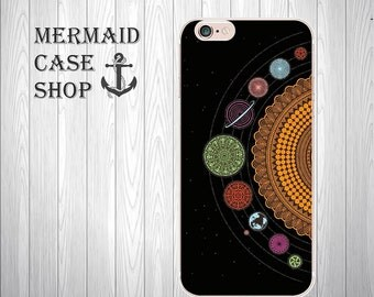 Solar system iPhone 6 protective Case iphone 6s space case  iPhone 6Plus Case iPhone 6s space case iphone 6 case protective/CC-11/19