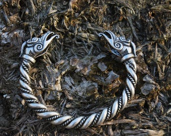 Viking Dragon Bangle