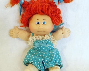 Coleco Cabbage Patch Kids Pin Up Doll