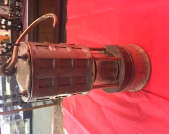 Miners Safety Lamp