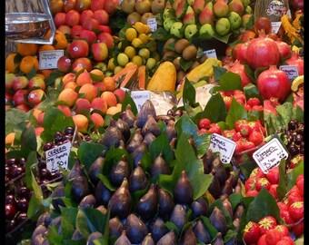 Fig photo fruit photography Fig Art Fruit Medley Photo Fig Print Lemon Photo Fruit Assortment Fruit Photo Pomegranate Photo Strawberry Photo
