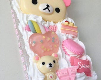 Rilakkuma Decoden Iphone Case