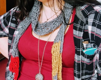 Crochet Hat and Scarff