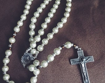 Elegant Catholic Rosary
