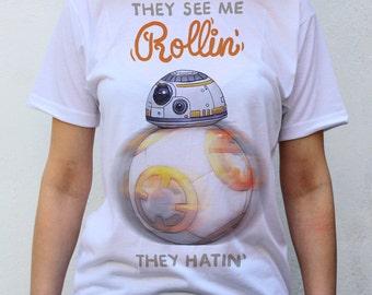 BB8 Droid T shirt