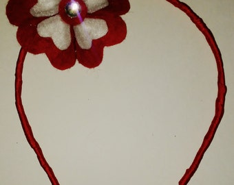 Valentine's Day headband