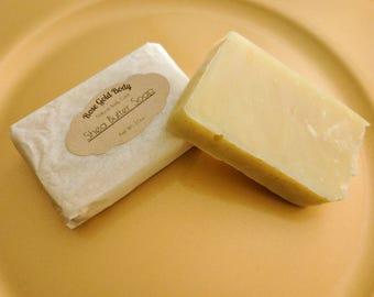 Shea Butter Soap (Handmade)