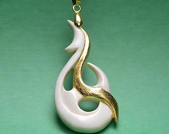 Maori jewellery, Gold_14