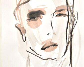 Man - Illustration - Art - Portrait