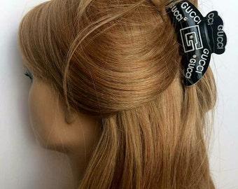 Crown Hair Clip Crystal Hair Clip Black Hair Claw Clip Wedding Hair Clip Rhinestone Hair Clip Bridesmaid Hair Accessory GucciHair Clip