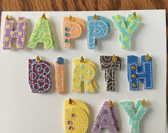 Birthday Card (blank)