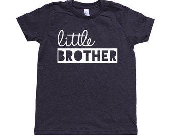 Little Brother Toddler Shirt