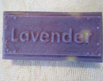Lavender Goat Milk Bar