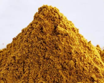 Pure Organic Tasty Curry Powder -No Salt, 100% Natural Ceylon Premium Quality
