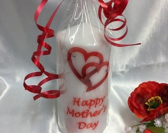 Mothers Day gift Mothering Sunday candles