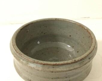 Blue Celadon Bowl
