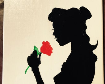 The Woman and the Rose