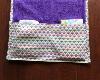 Washable Diaper Changing Pad