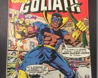 Black Goliath # 1 Comic by Marvel