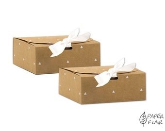 2 boxes gift boxes with Ribbon (K-2)