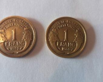 LOT 1 Franc MORLON