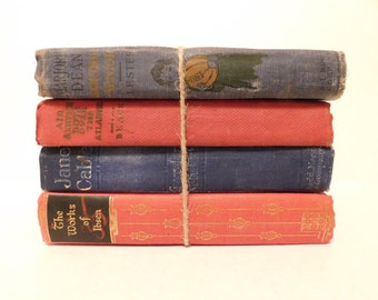 Red and Blue, Vintage Books