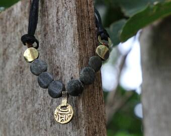 Black Diamond Bracelet,  Collection of Desire