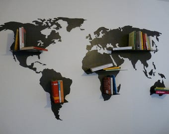 A world of library books