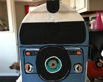 Dave Matthews Band custom mailbox