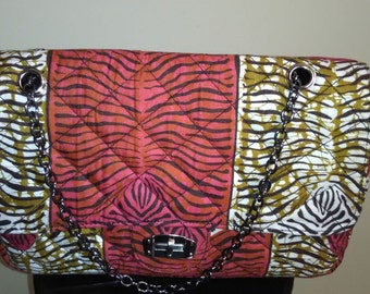 Fashionable African Print bags