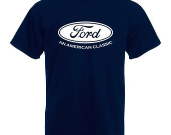 Ford An American Classic Men's T-shirt | Ford, An American Classic, Focus RS, RS Owners Club.