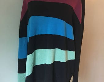 Vintage Neiman Marcus Cover Sweater XL
