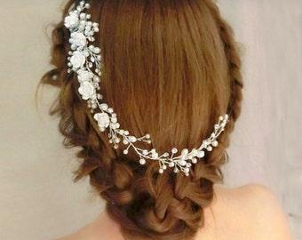Bridal trend comb, wedding comb