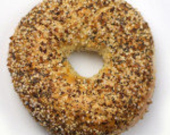 New York Bagels - Everything Bagels