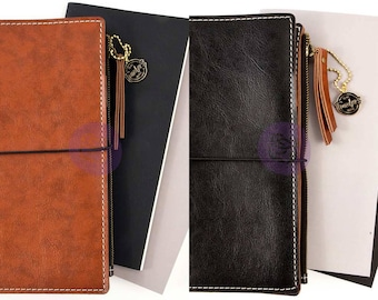 My Prima Travelers Notebook Journal Either Travel Holic or Nomad
