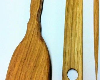 BOGO SALE!  Oak Tapestry beater with shuttle nd needle