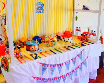 For hire - candy buffet canopies