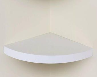 Floating Corner shelfs |36mm thick | Various sizes available