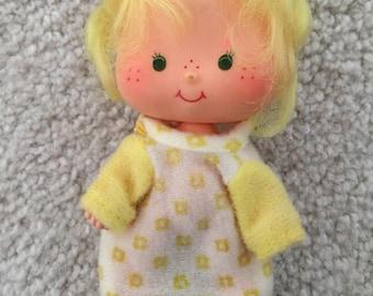 Strawberry shortcake vintage baby doll