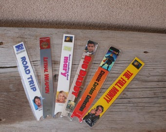 Movie Bookmarks: Big Daddy, Something About Mary, Lethal Weapon, Stir of Echoes, Road Trip, Casino, Scarface