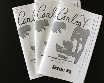 Carlos V Issue 1
