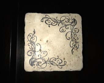 Decorative Coasters - Made to Order