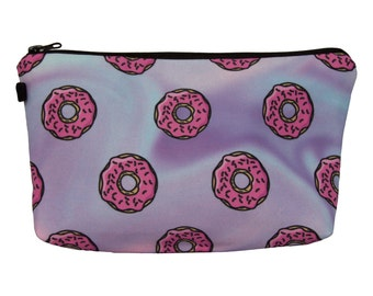 Donut Makeup Bag
